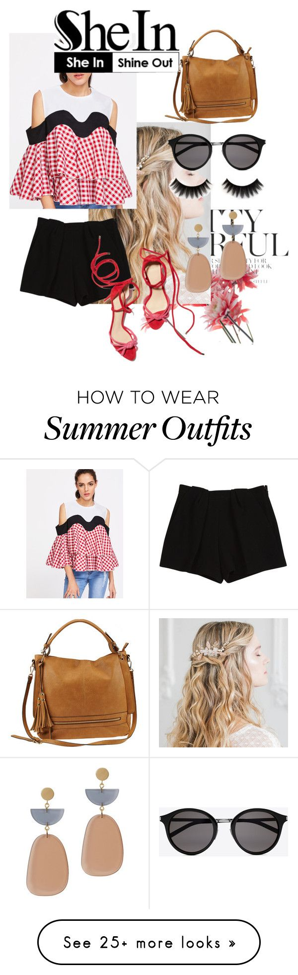 """""""Fresh outfit for styling girl in summer"""" by viantiao on Polyvore feat..."""