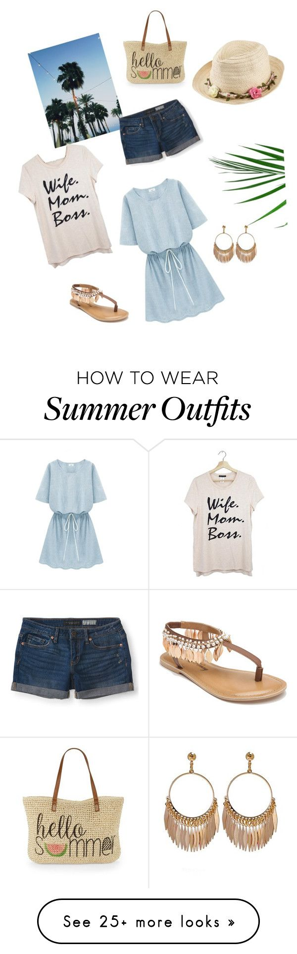 """just relax"" by baska-m on Polyvore featuring Penny Loves Kenny, Aé..."