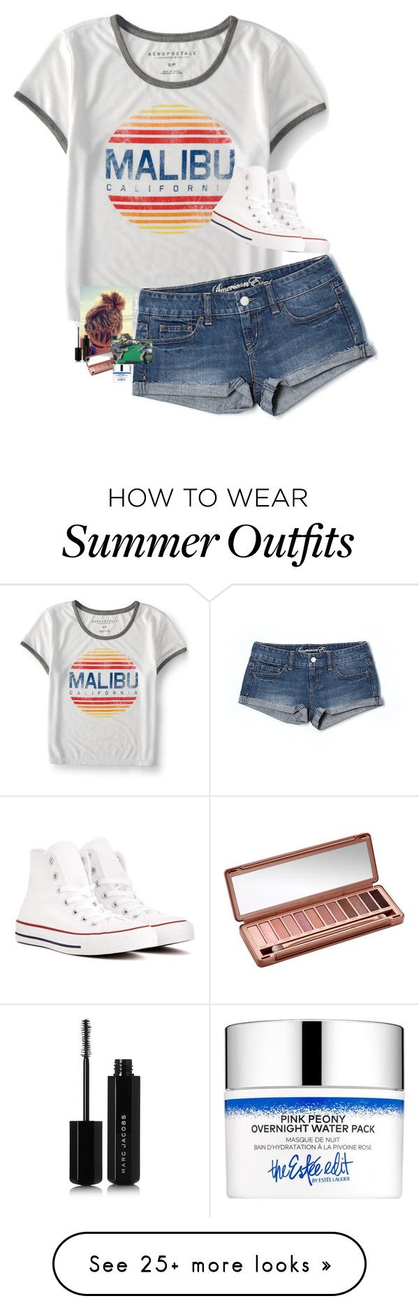 """Ootd tomorrow?"" by gracielu103 on Polyvore featuring Aéropostale, ..."
