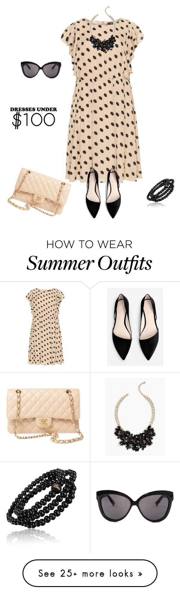 """""""outfit 6290"""" by natalyag on Polyvore featuring Lovedrobe, MANGO, Talb..."""