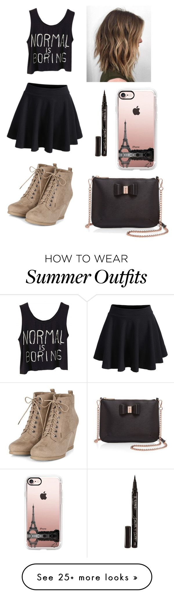 """""""Outfit of the week"""" by ccxcool on Polyvore featuring WithChic, Smith ..."""