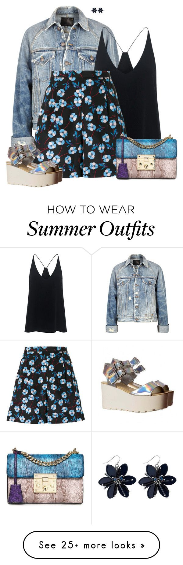 """""""Outfit Only"""" by sherry7411 on Polyvore featuring R13, TIBI and Sonia ..."""
