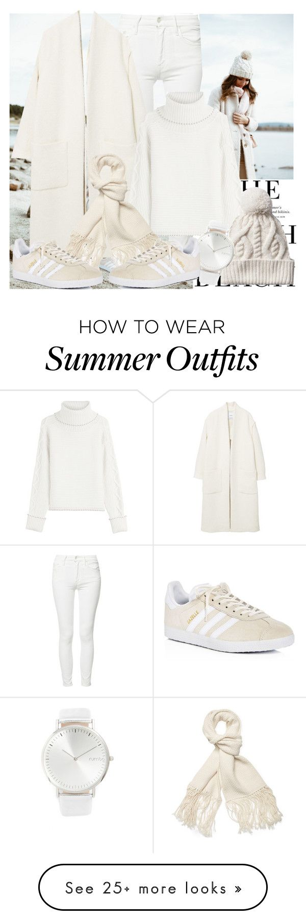 """Pastel"" by alexxandra on Polyvore featuring Mother, MANGO, H&M, K..."