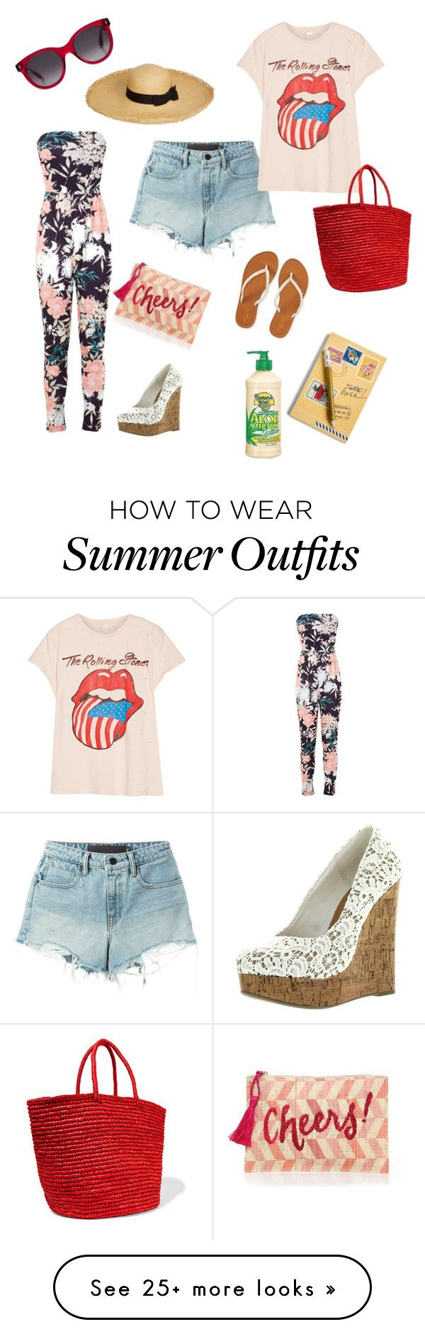 """Ready for Cuba!"" by martina-b33 on Polyvore featuring Kayu, Miss Self..."