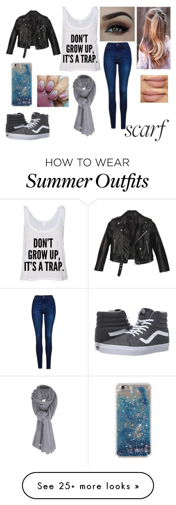 """""""Scarf Weather (70)"""" by here-is-amazing on Polyvore featuring Care By ..."""