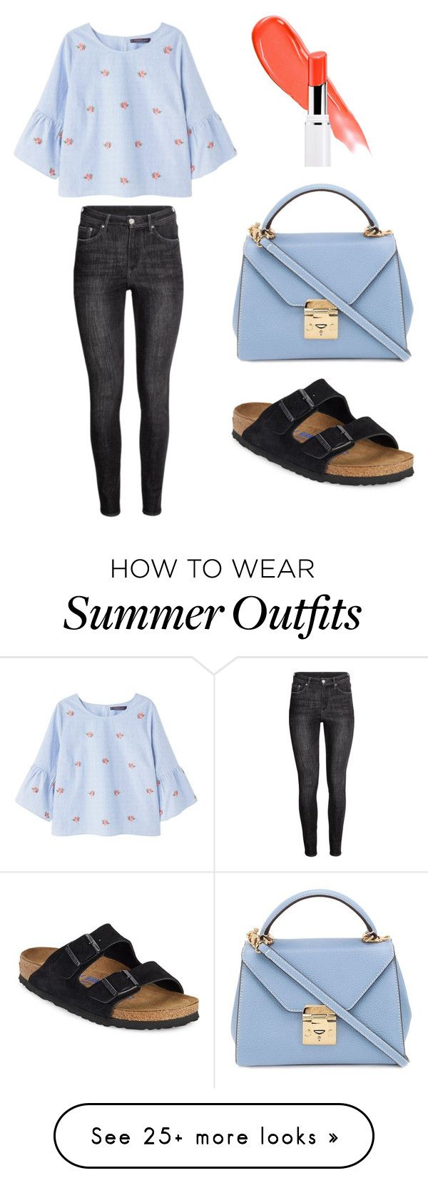 """Smart Summer Outfit"" by immylilly on Polyvore featuring Violeta by Ma..."