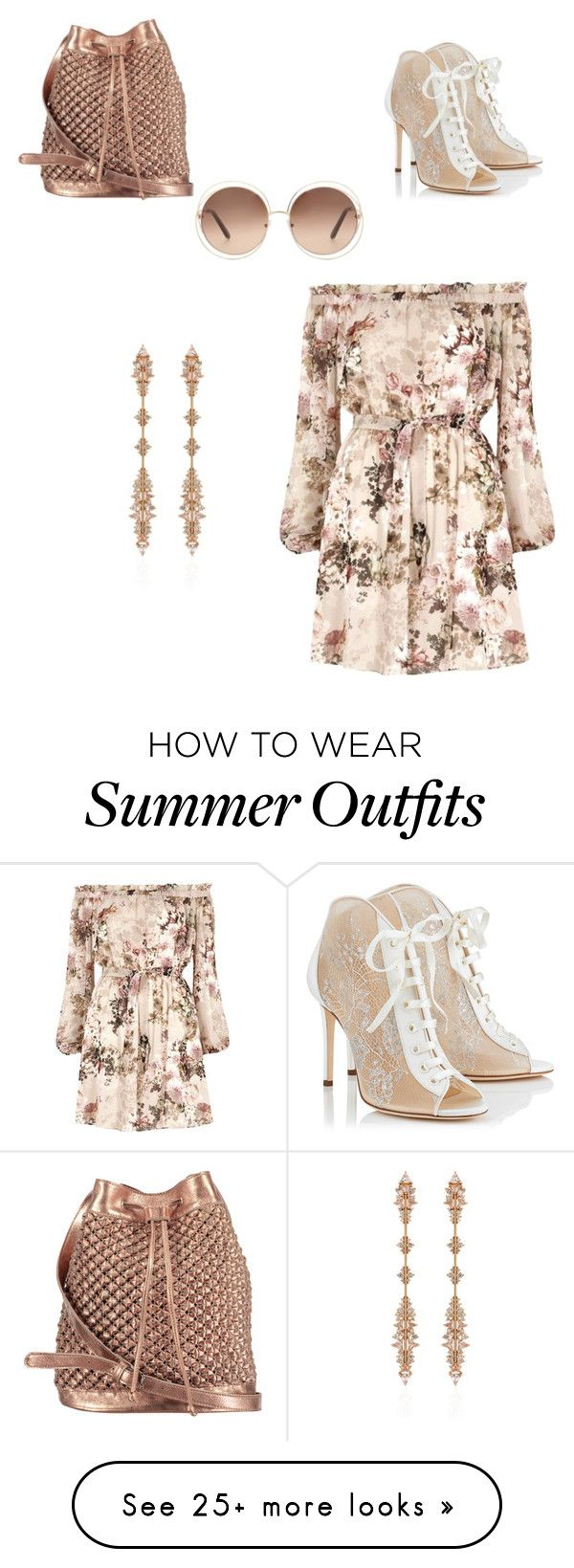 """Summer Outfit *have a nice summer!!*"" by laynabarb on Polyvore featur..."