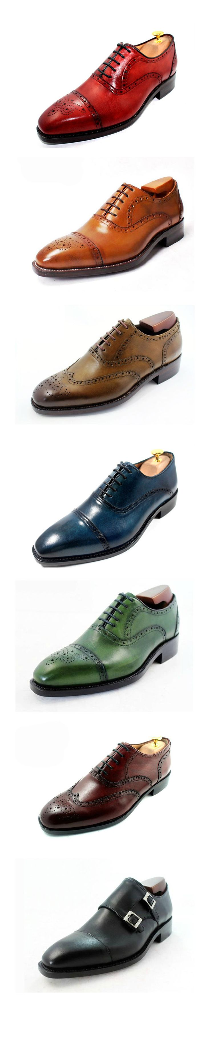 All our custom made shoes are made with highest quality leather, handmade by our...