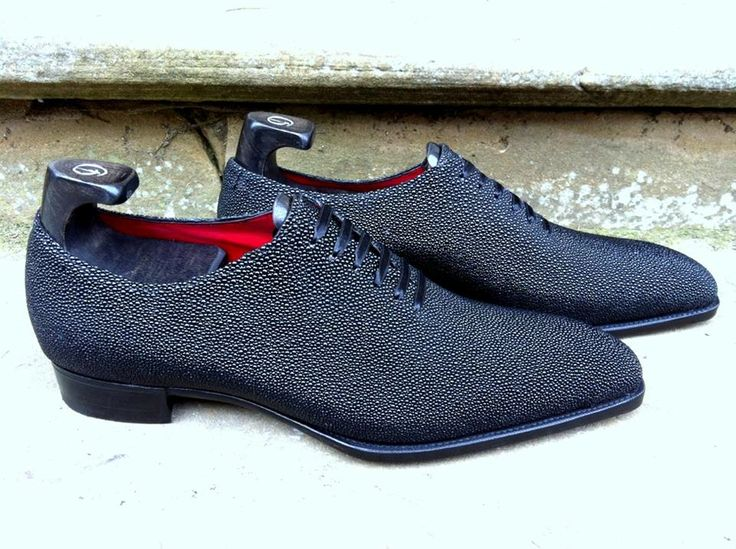 Gaziano & Girling Stingray Wholecut Oxfords