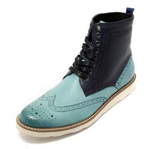 Gino Castel - Wing Tip boot...