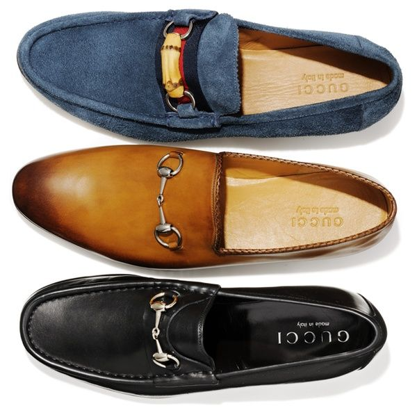 Gucci Loafers...