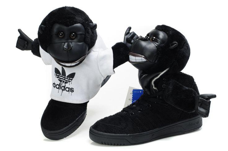 Jeremy Scott Gorilla $95