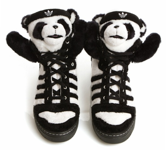 Jeremy Scott x adidas Originals by Originals JS Panda Bear - SS 2011