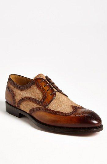Magnanni 'Artea' Spectator Shoe   Nordstrom