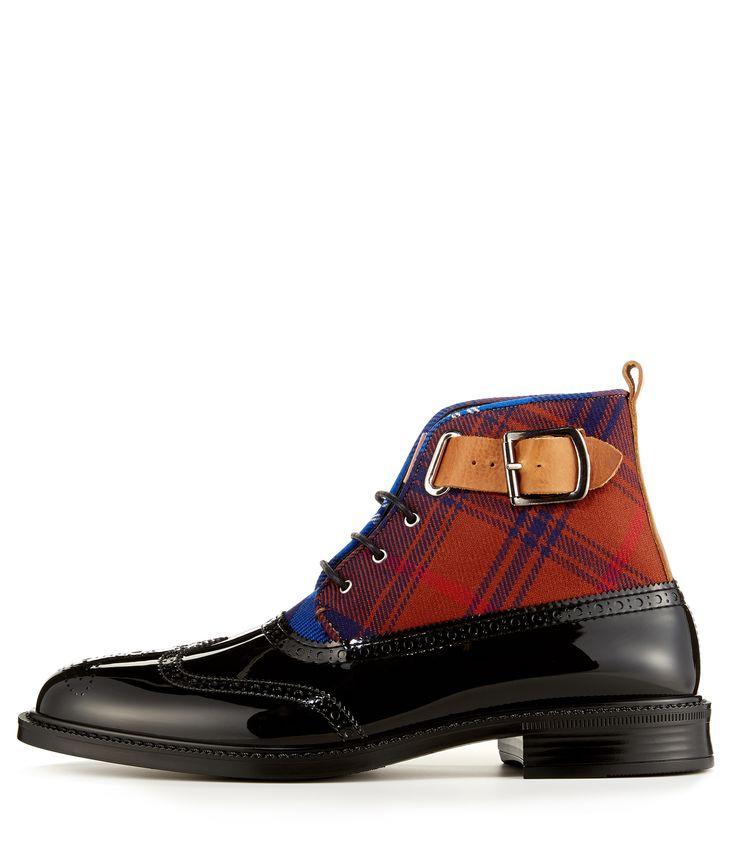 Mc Cambridge Brogue Boots #AW1415