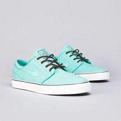 Nike Mint Sneakers...