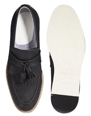 PURCHASED - Image 3 ofHouse of Hounds Jonesy Tassle Loafers