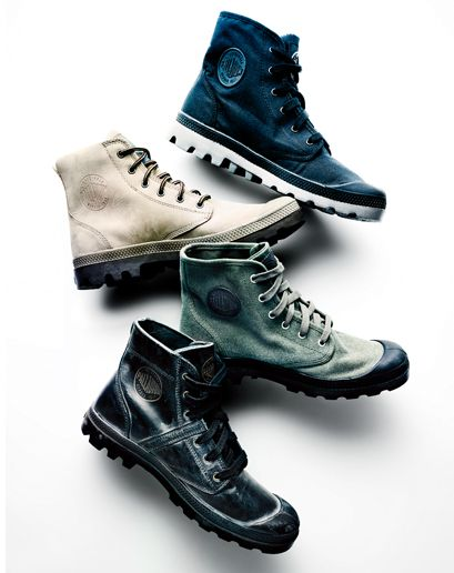 The Chuck Taylor of Boots...