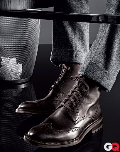 The GQ Guide to Men's Shoes