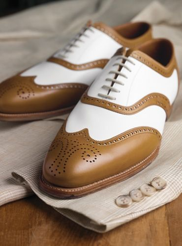 The Hampton Spectator. Lovely color combo #shoes #mens #fashion