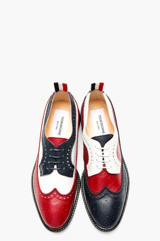 00aa69f3754 The Best Men s Shoes And Footwear   Thom Browne Red