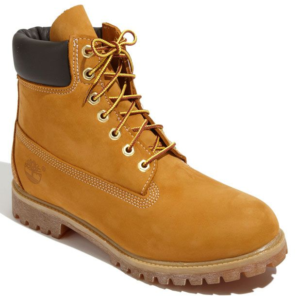 Shoe Porn: Timberland Classic Work Boot