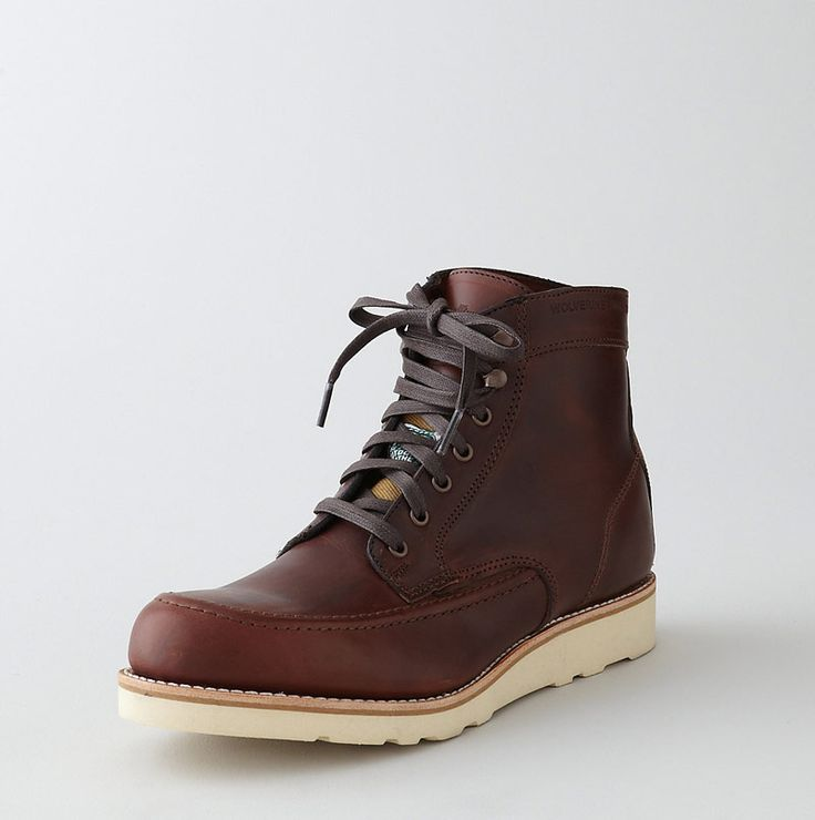 c135dbf596a The Best Men's Shoes And Footwear : wolverine x filson - emerson ...