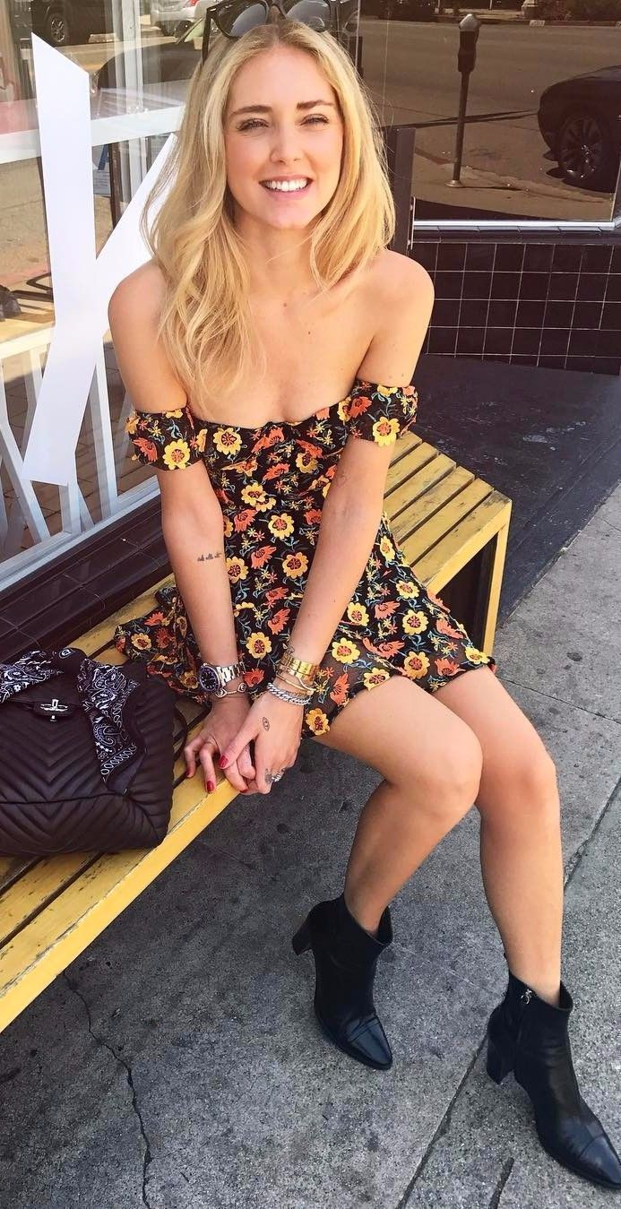 Hot Stuff To Get Inspired From - 45 Outfits for Summer 2017