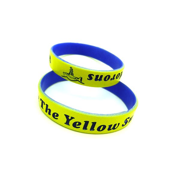 new stylish silicone wristbands #siliconewristbandforChristmas #glowingsiliconew...