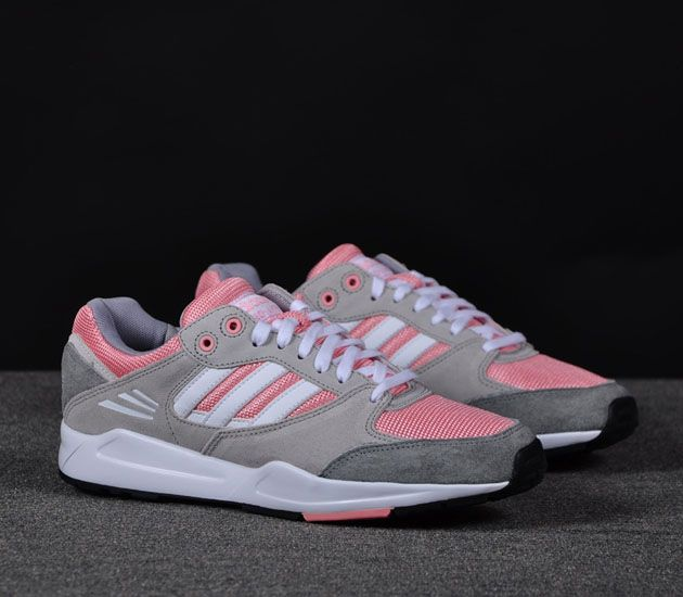 adidas Originals Tech Super EF-Chrome-Running White-St Fade Rose...