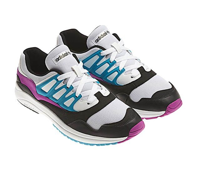 adidas Originals Torsion Allegra W-Running White-Vivid Pink-Turquoise...