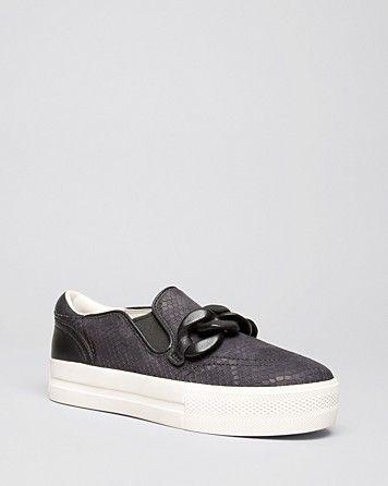 Ash Platform Slip On Sneakers