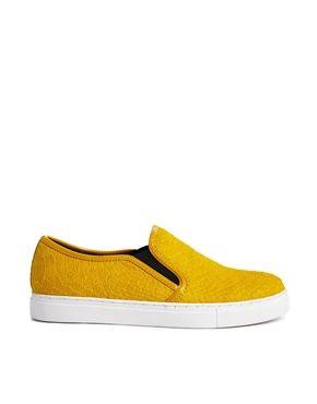 ASOS WHITE WHISKEY Sneakers
