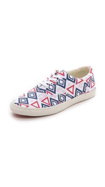 BucketFeet Nautical Sneakers...