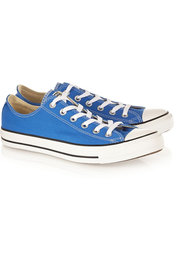 Converse|Chuck Taylor All Star canvas sneakers...