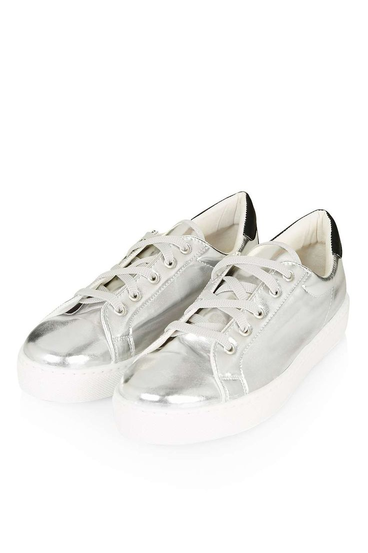 CYPRUS Lace Up Trainers - New In