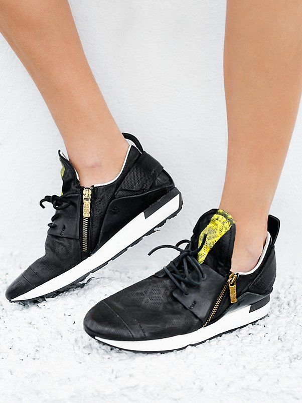Free People Asher Lace Up Sneaker