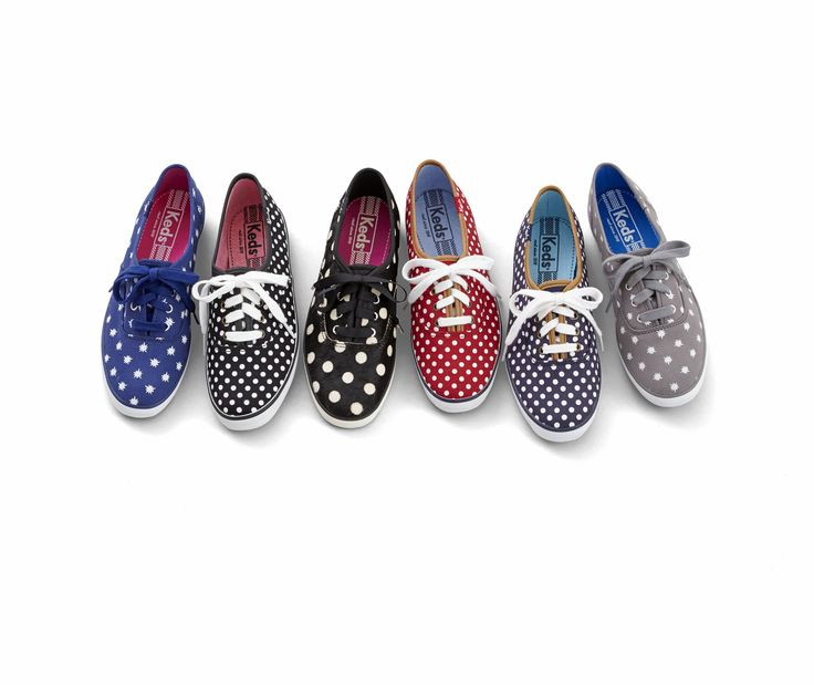Get spotted in these pretty polka dots. #shoesdaytuesday