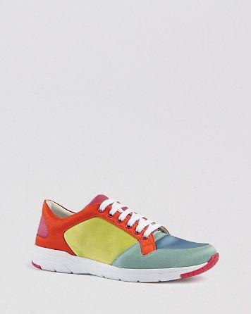 Gucci Sneakers - Brava Colorblock Trainer | Bloomingdale's