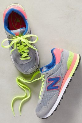New Balance 515 Sneakers Pink #anthroregistry...