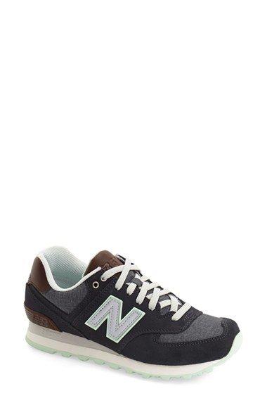 f801a4c1480 Trendy Women s Sneakers   New Balance  574  Sneaker (Women ...