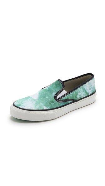 Sperry Cloud Slip On Sneakers...