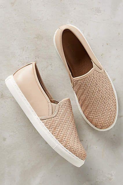 Splendid Seaside Leather Sneakers
