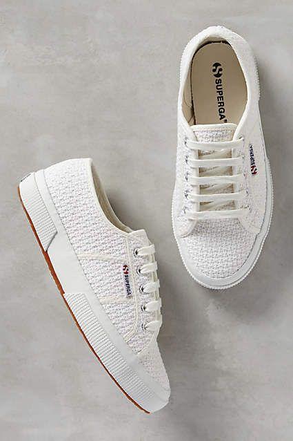 Superga Crochet Sneakers - anthropologie.com