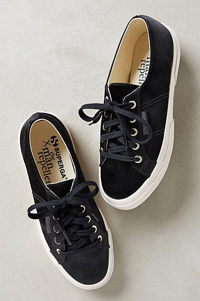 Superga Satin Sneakers...
