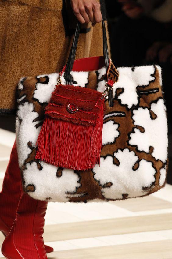 Fendi Fashion Show Details...