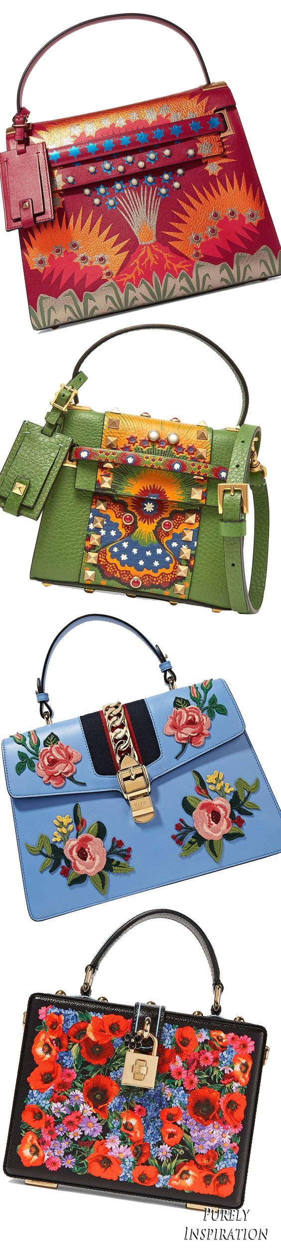 Luxury Bags Collection Valentino , Dolce & Gabbana , Gucci  & over 80 Lu...
