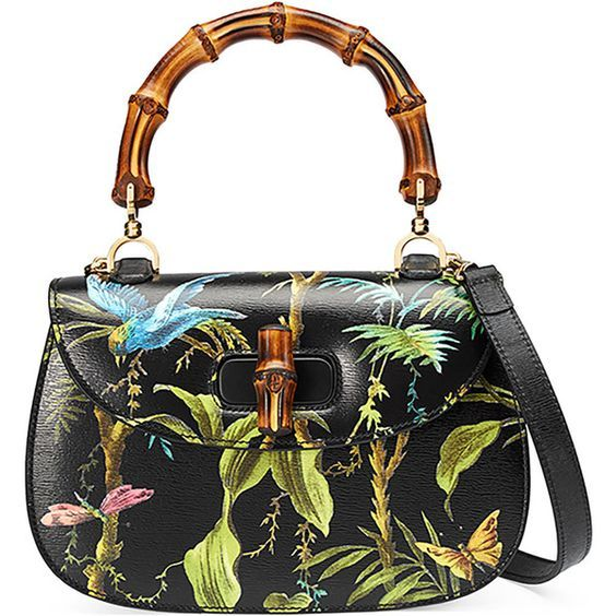 Gucci Bamboo Luxury Bags Collection & More Details at Luxury & Vintage M...