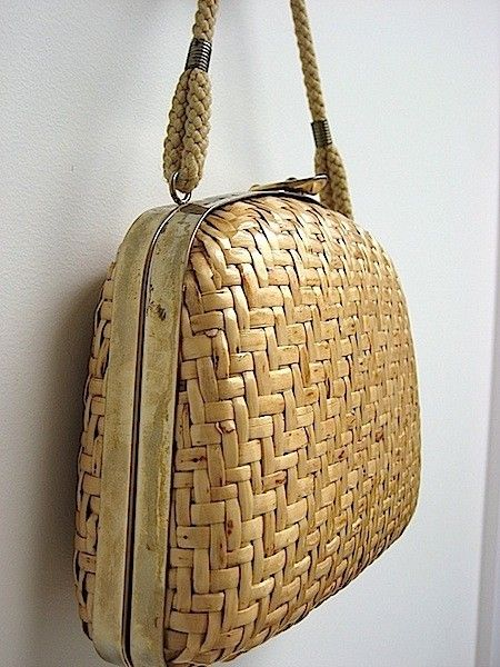 Rattan Wicker Purse- ON HOLD outdoor wicker is a... — | Wicker Furniture Blog ...