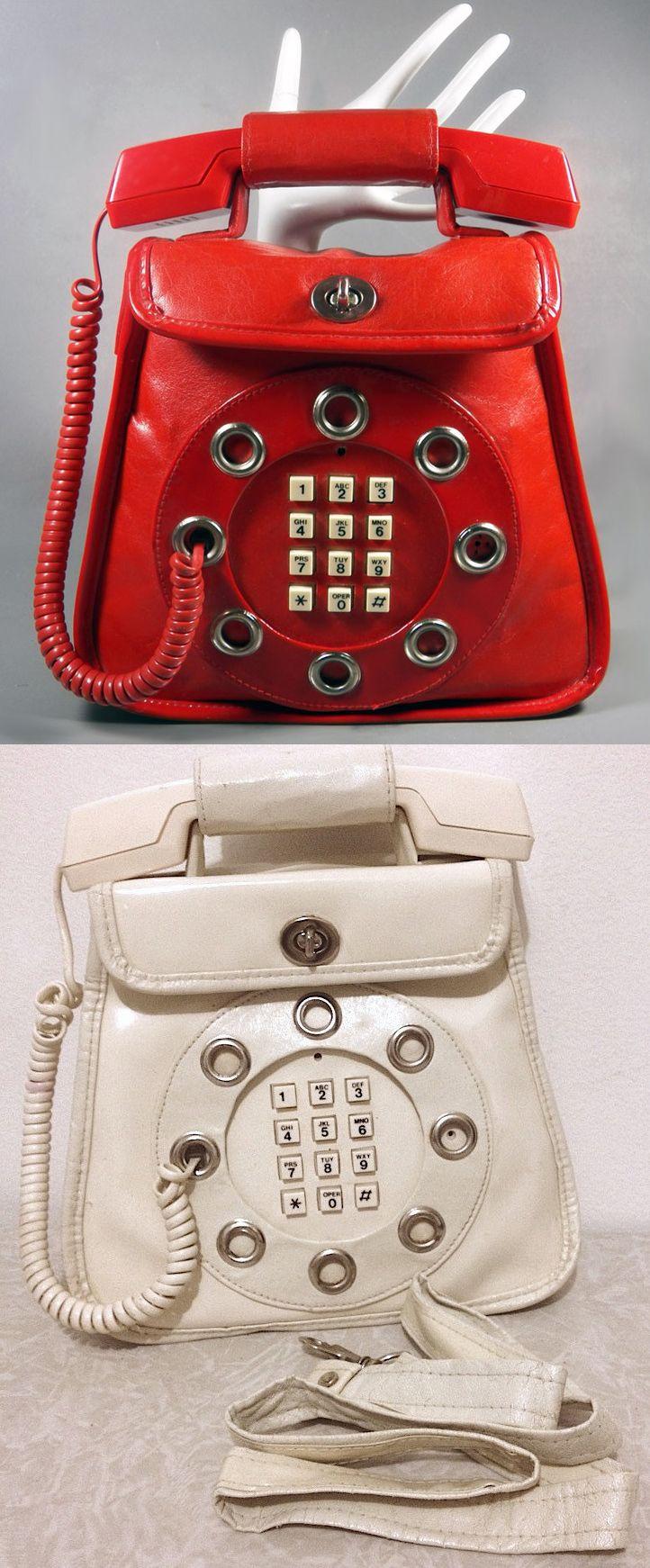 Working Telephone Purses by Dallas Handbags